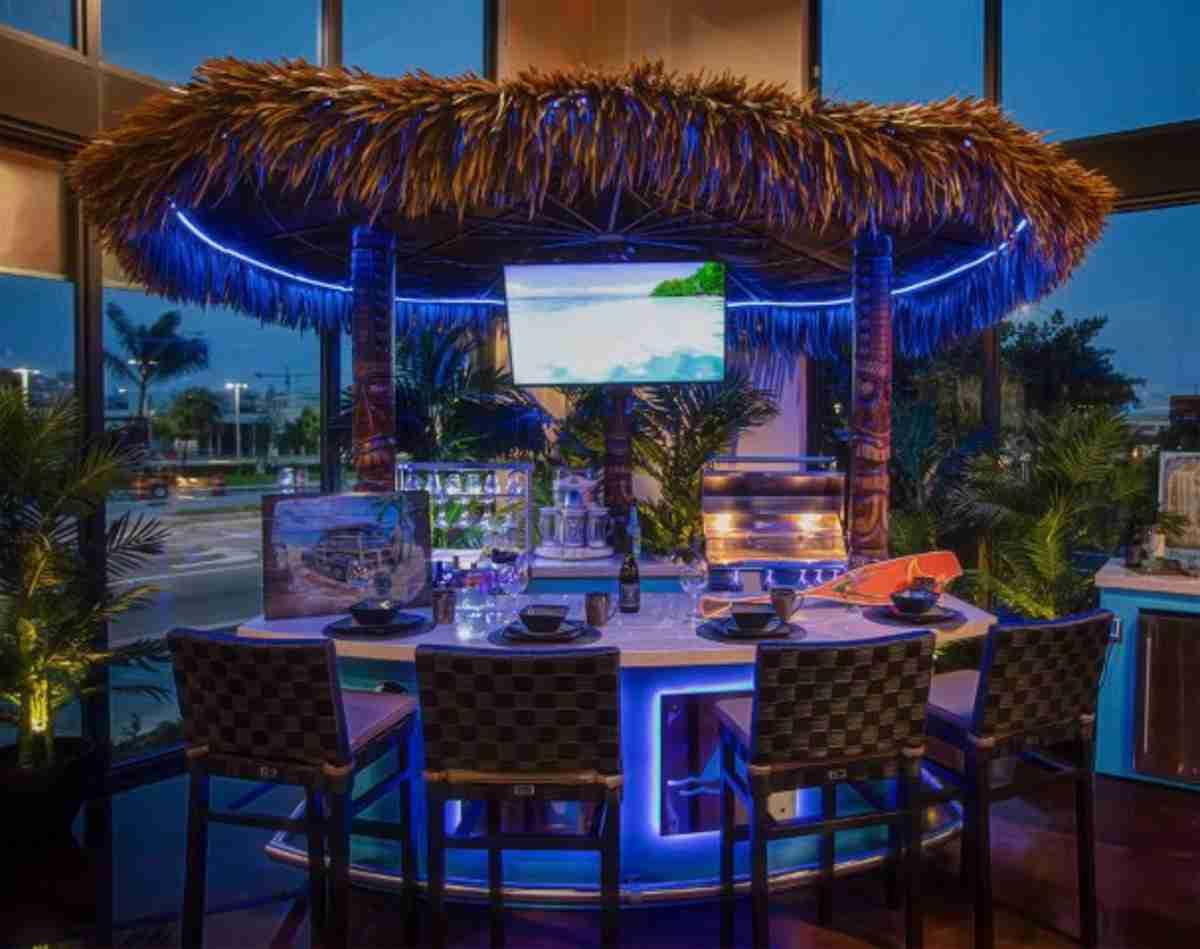 Outdoor Kitchens in Miami FL